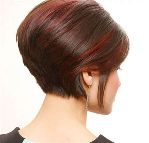 short stacked hairstyles for women 60 short hairstyles for women over 60 back views bing