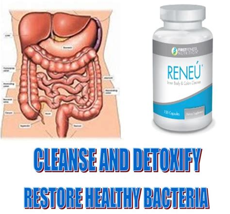 Tell Me About Natures All Cell Detox by 32 Best Images About Reneu Colon Cleansing