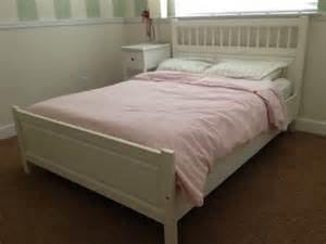 Hemnes Bed Frame For Sale 200 Obo Ikea Hemnes Size Bed Frame And Mattress For