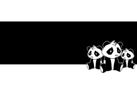 wallpaper black and white panda panda wallpaper cartoons 10341 wallpaper walldiskpaper