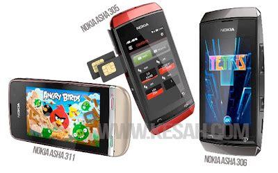 Hp Nokia Asha 311 Second 3 nokia asha terbaru hp layar sentuh murah irit baterai