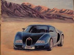 Bugatti Painting Dertypaws Bugatti Veyron Painting