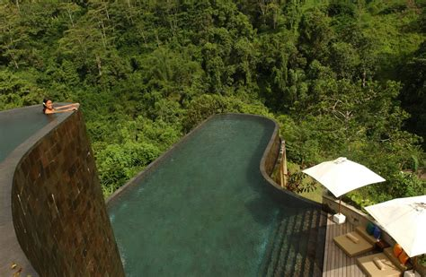 hanging infinity pools in bali life love and the pursuit of miles free hotel 4 ubud