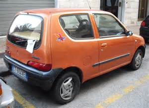 Www Fiat It Fiat Seicento History Of Model Photo Gallery And List Of