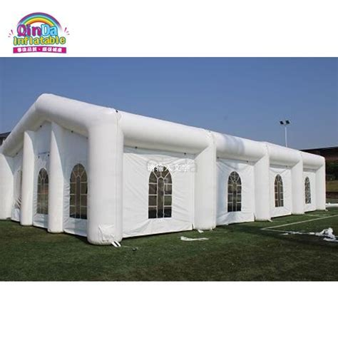 20*10M Standard size event tents large outdoor inflatable
