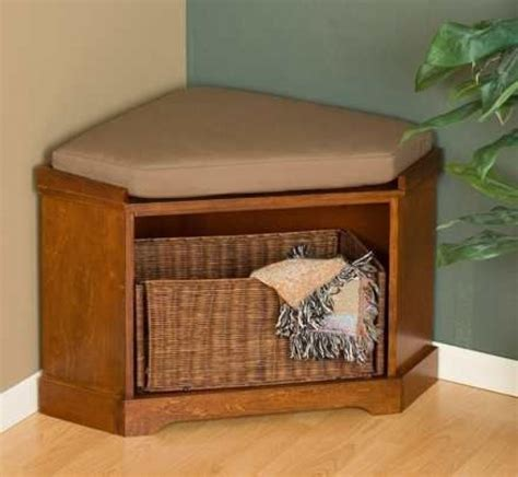 small corner bench with storage storage ideas hashtag