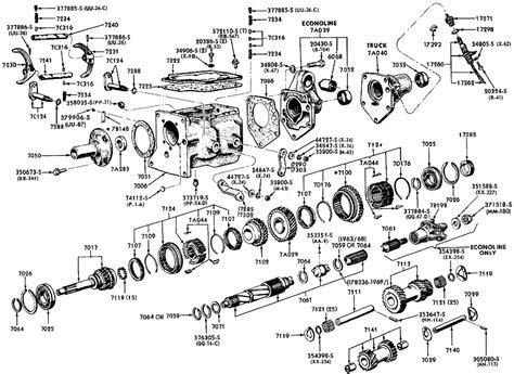 buy car manuals 2011 ford e250 transmission control econoline transmissions