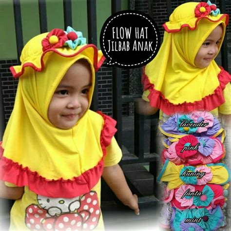 jilbab anak flow hat sentral grosir jilbab kerudung i supplier jilbab i retail grosir