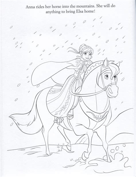 frozen coloring pages momjunction official frozen illustrations coloring pages frozen