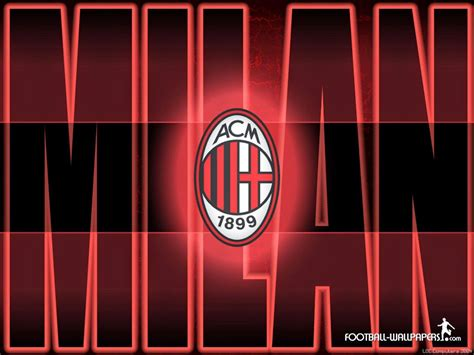 Ac Di ac milan football club wallpaper football wallpaper hd