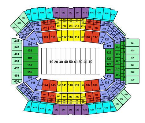 stadium seating chart atlanta braves stadium seating chart images