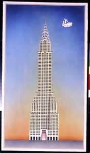 Architect Chrysler Building New York Architecture Images Chrysler Building