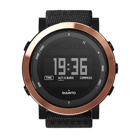 Suunto Digital Black suunto essential collection premium watches from finland