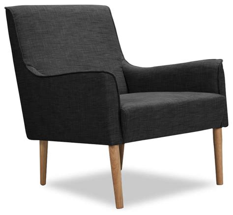 Armchair Modern by Brent Grey Armchair Modern Armchairs And Accent Chairs