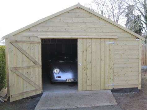 What Is Garage Wooden Garages O Brien Timber Products Ltd Galway Ireland