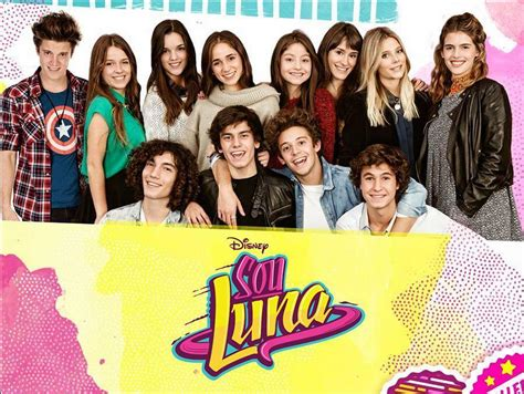 luna serial image gallery for soy luna tv series filmaffinity