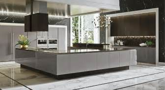 Luxury Modern Kitchen Designs by Luxury Modern Kitchen Designs Snaidero Usa