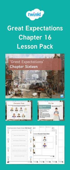 themes in great expectations chapter 1 dna character revision lesson pack dna dennis kelly