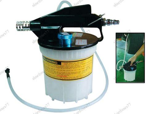 pneumatic brake bleeder kit