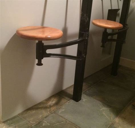 swing arm bar stools 1000 images about swing arm stool on pinterest