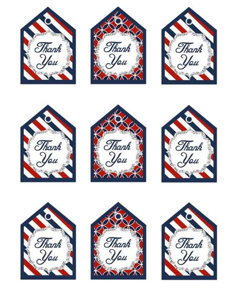 printable anchor gift tags 17 best images about nautical on pinterest vinyl banners