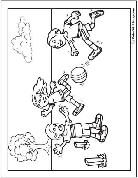 sports coloring pages for kindergarten 121 sports coloring sheets customize and print pdf