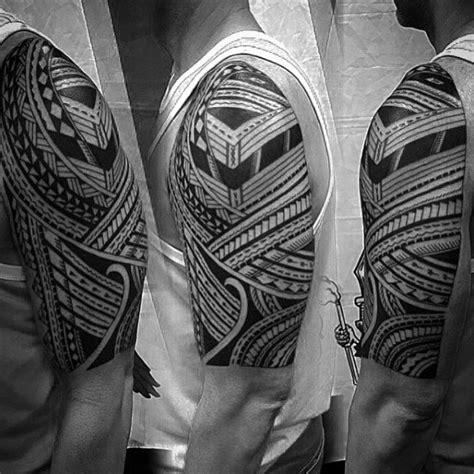 tribal island tattoos 60 hawaiian tattoos for traditional tribal ink ideas