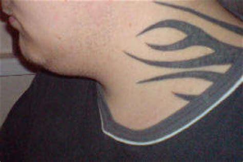 tattoo photo until dawn from dusk till dawn neck tattoo
