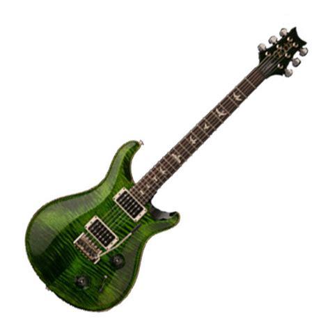 Gitar Prs 9 disc prs guitars custom 22 2013 electric guitar jade green at gear4music
