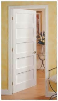 5 Panel Door Interior by Door Express Calgary Product Details Interior 5 Panel