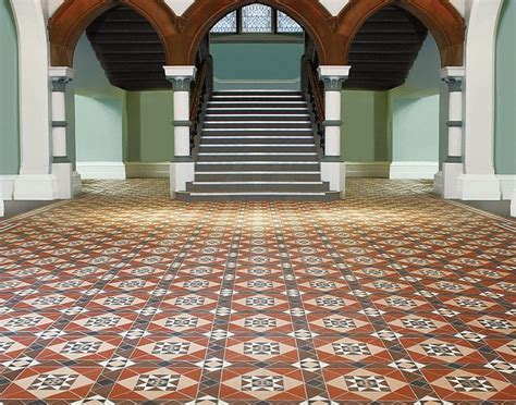 Victorian Tiles for your Bathroom, Kitchen & Entrance way.
