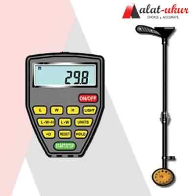 Alat Ukur Multimeter alat pengukur berjalan meter mw200