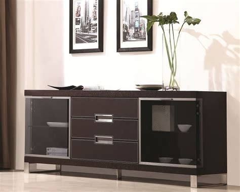 Modern Dining Room Sideboard modern dining room buffets sideboards d s furniture
