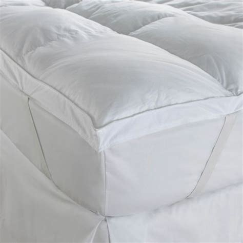 down bed topper mattress topper goose down filled mibed