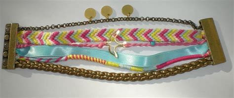 Mon bracelet Hipanema style!   Le petit monde de la bambola
