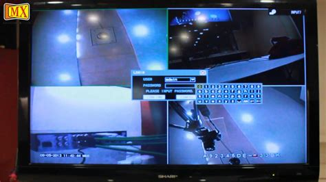 how to set record playback recording in cctv via