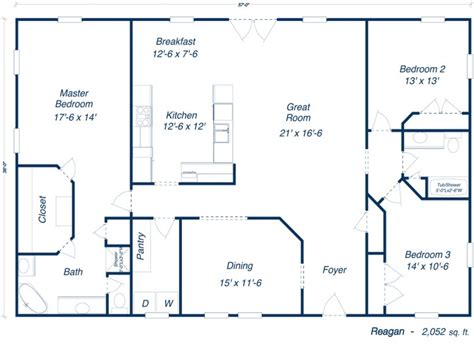 picture of a floor plan metal buildings with living quarters metal buildings as homes floor plans basic home plans