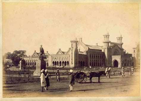 History Of Ls During 1800s by Lahore High Court In 1880s Indian Photos