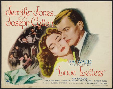 Film Love Letter | love letters songbook