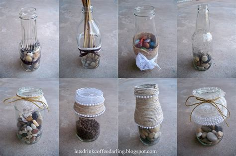 Reuse Wedding Decor by Let S Drink Coffee Wedding Decoration Details