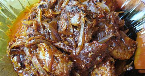 Cap Ikan Paus Miesoa Rasa Ayam Bawang resepi nennie khuzaifah sambal ikan sardin