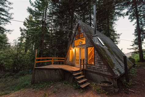 a frame house on pinterest plans cabin and loversiq tiny a frame home california unique tiny homes