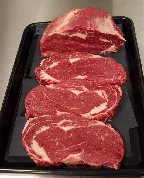 Ribs Eye Steak U S mugofstrongtea beef steaks and properly done pork