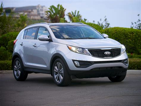 Kia Sportage Commercial Vehicle 2015 Kia Sportage Price Photos Reviews Features