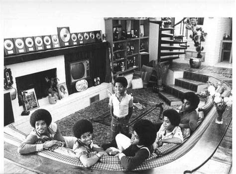 Take A Look At The Jackson Family Auction Collection Snarky Gossip 5 by 43 Years Ago The Jackson Family Moved Into Their Estate At