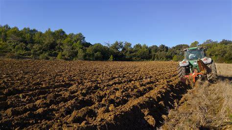 e terreni scasso e concimazione di un terreno come preparazione a un