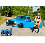 SoCalCustomscom  Cambered Taco Feature Truck With Model