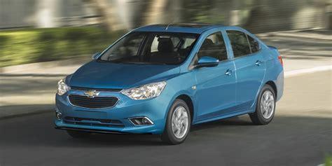 Chevrolet Aveo 2019 by Chevrolet Aveo 2019 Precio En M 233 Xico
