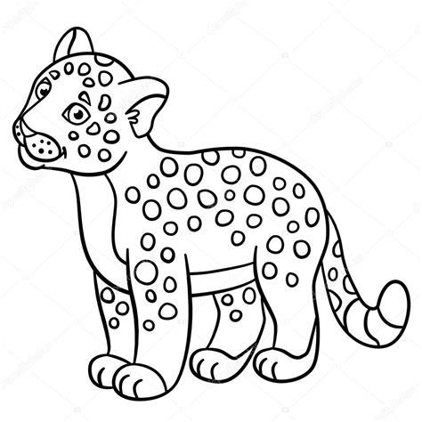 Imagenes De Jaguar Para Descargar | dibujos para colorear sonrisas de jaguar de lindo beb 233