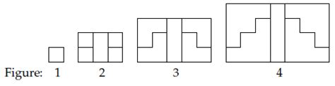pattern of rectangular numbers mathed net patterns of patterns